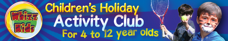 Whizz Kids Summer Activity Holiday Club